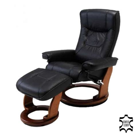 fauteuil cuir relaxation fauteuil relaxation odenwald cuir noir home24 fr