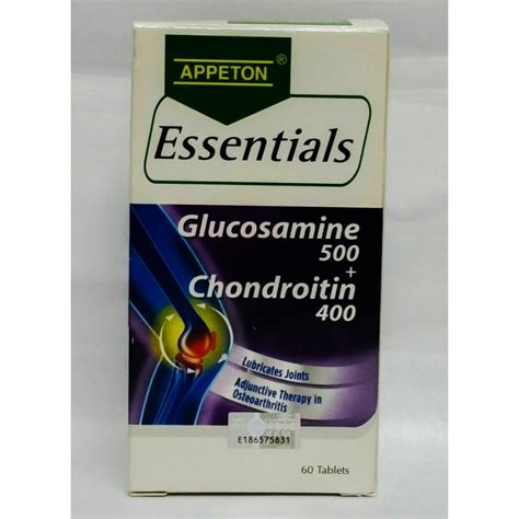 live well ostesamin chondroitin 3 x100s foc msm 150s lazada malaysia