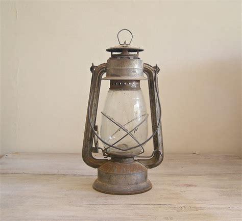 alte laterne antique lantern l vintage rusted railroad l