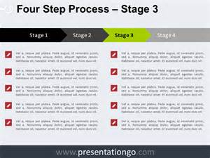 Process Steps Template by 4 Step Process Powerpoint Template Presentationgo