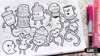 easy doodle drawings 10 drawings for your doodles easy and kawaii