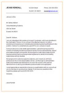 How To Write A Cover Letter For Application by Write A Simple Cover Letter