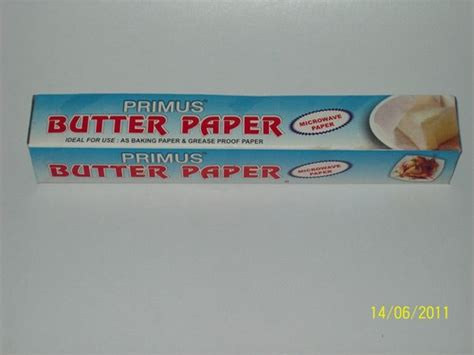 How To Make Butter Paper At Home - butter paper roll in sheikh sarai i ii new delhi