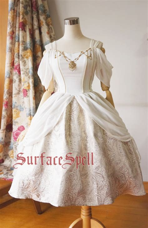 Best Seller Costumes Kostum Natal Slc 13 cheap pulling hem chiffon surface spell dress sale at