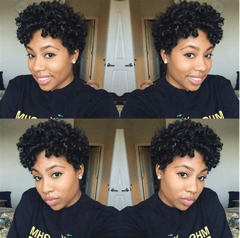 how often to relax tapered haircut a flawless perm rod set on tapered cut curls perm rods
