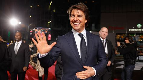 Tom Cruise Wins Top Of The Year by Tom Cruise A 30 Year Appreciation Of The Top