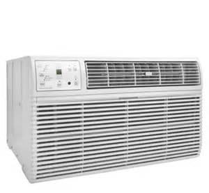 frigidaire 10 000 btu built in room air conditioner white