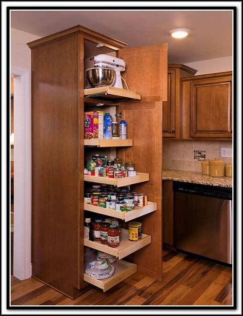 wood roll out cabinet shelves sliding shelves home depot pantry organizing ideas ikea