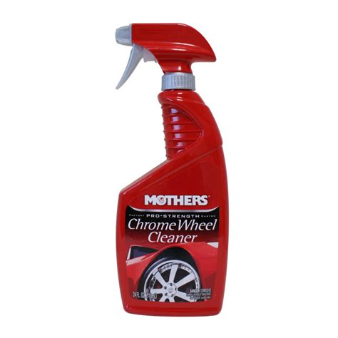 chrome cleaner mothers 174 multi purpose chrome wheel cleaner grand