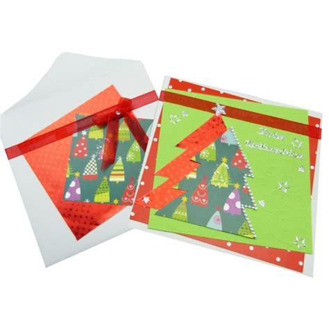 Weihnachtskarten Selber Basteln Mit Kindern by Karten Basteln F 252 R Viele Anl 228 Sse Bastelideen Und Anleitungen