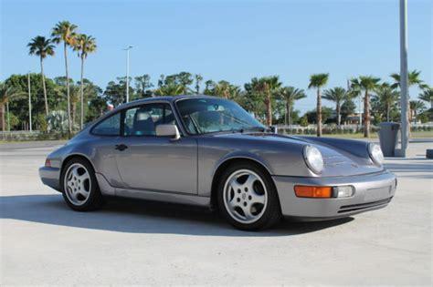 Porsche Cup Wheels 964 4 Coupe F5 Color 1 Of 4 Coa Sunroof