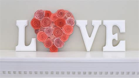 valentines day decor ideas   heart filled home