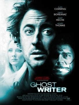 ghostwriter movie suffering man s charity wikipedia