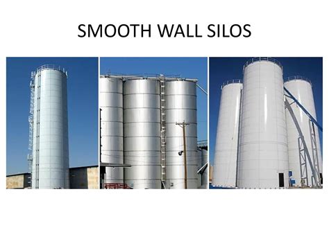 deep silo builder types of silos powerpoint slides