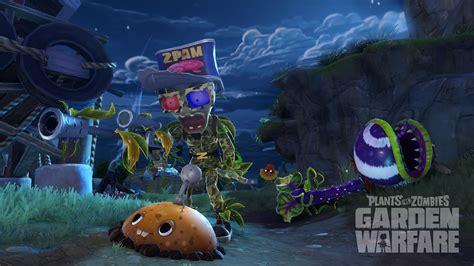 Garden Of Vs Plants Vs Zombies Garden Warfare Xbox One Review Guns