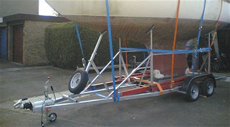 boat trailer for hire boat trailer hire