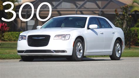 chrysler  limited  review youtube