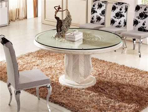 Luxury Glass Dining Table Dining Table Luxury Glass Top Dining Table