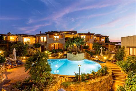 appartamenti in villaggio sardegna vacanza porto san paolo residence vistavillage