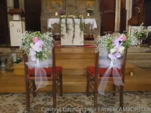 d 233 coration mariage bancs d 233 glise 171 amborella by corinne