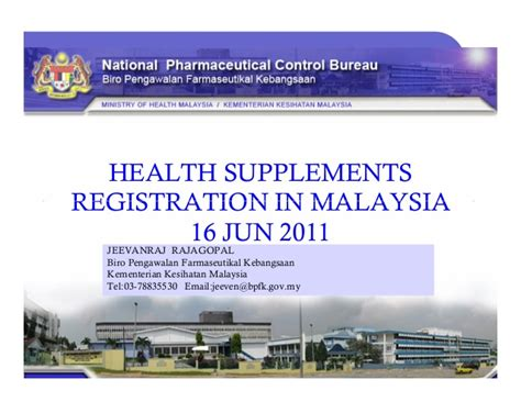 supplement 1 malaysia health supplements registration in malaysia