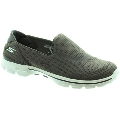 Skecher Unfold 2 skechers 14047 unfold trainers in charcoal grey in charcoal