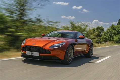aston martin db11 2017 aston martin db11 first drive automobile magazine