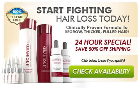 keranique hair regrowth hair growth products for women tv s top doc calls this breakthrough product a miracle