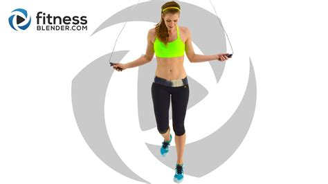 jump in melt fat fast with jump rope circuit training quick sweat cardio fat burn fun jump rope workout brat