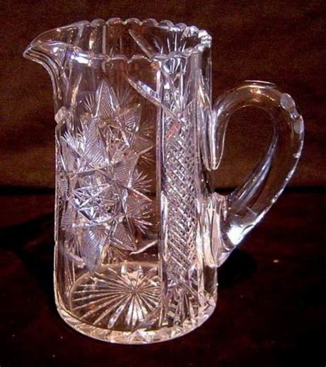 Bohemian Crystal Vase Vintage Cut Crystal Stream Video