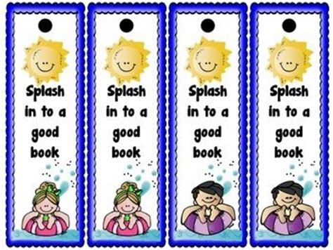 printable ocean bookmarks enjoy these adorable bookmarks for free if you like the