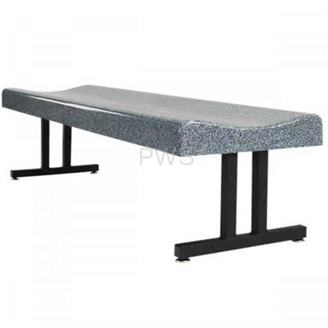 indoor outdoor bench sol o matic bfs 48 fiberglass indoor outdoor benches