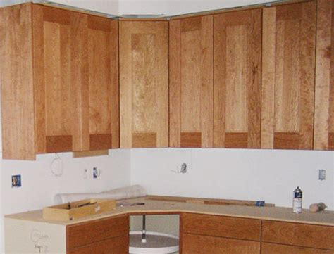 kitchen cabinet faces cabinet question face frame vs frameless