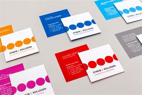 Square Business Card Ideas