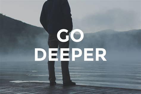 go deeper revolution church
