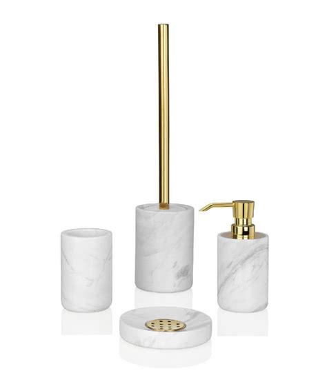 distributeur savon distributeur de savon en marbre blanc et dor 233 wadiga