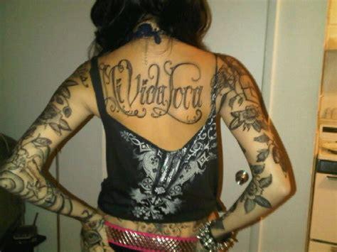 kat von d tattoos portfolio d back view by renietowne on deviantart