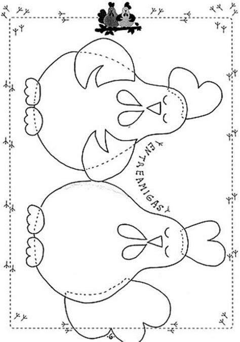patrones y moldes de pinturas country gratis mi colecci 243 n de dibujos delantal con gallinitas