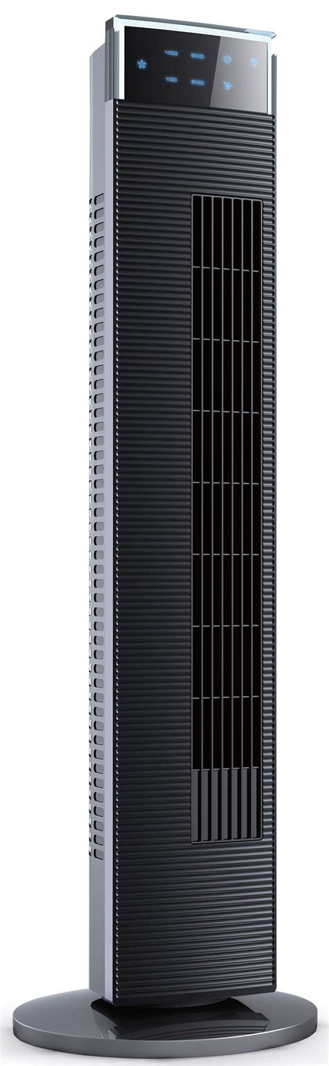 easy home tower fan von hotpoint hf3665b 36 quot tower fan black hotpoint co ke