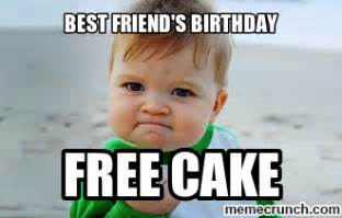Birthday Meme For Friend - best friend s birthday