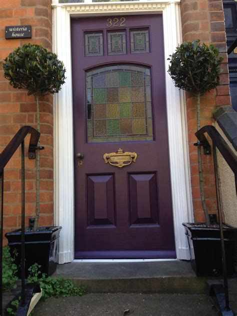 151 Best Images About Farrow Ball Colours Front Doors Farrow And Front Door