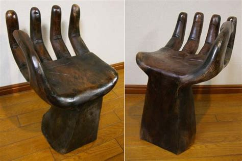 yayapapus asian furniture bali stool  hands set