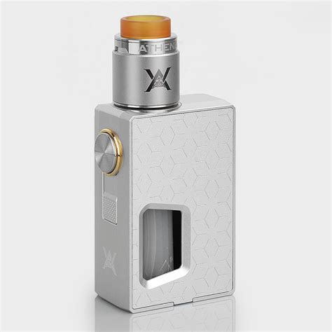 Athena Squonk Mod Only By Geekvape Authentic geekvape athena squonk box mod kit vaper s corner