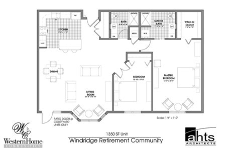 28 retirement home floor plans 11 best images about