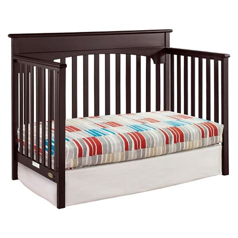 graco 4 in 1 convertible crib graco 174 4 in 1 convertible crib target