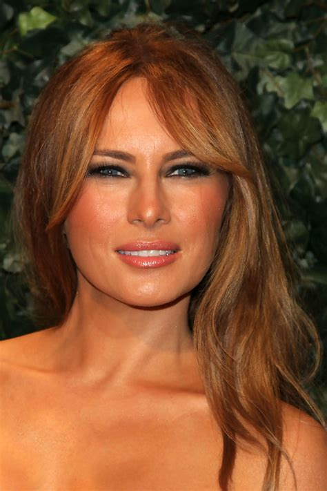 Melania Trump, Before and After   Beautyeditor