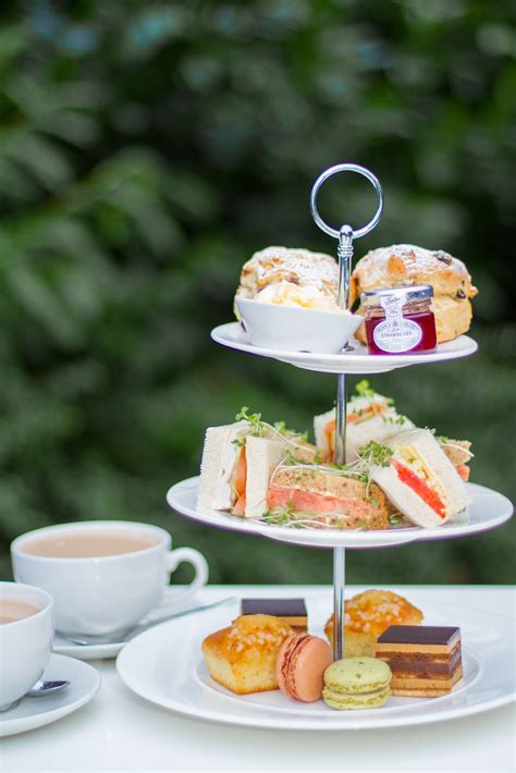why the uk is hungrier that ever for afternoon tea