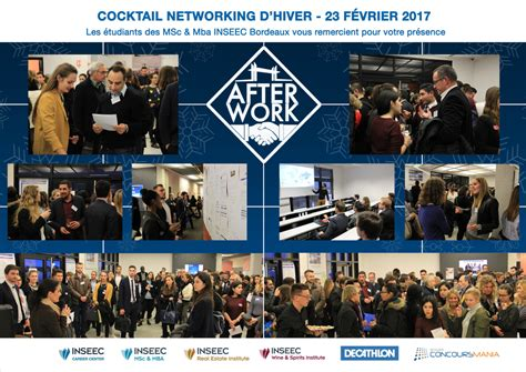 Mba After Msc Biochemistry by Afterwork D Hiver Dating Et Embauches Pour Nos