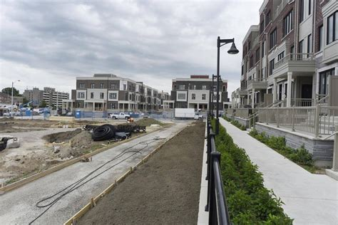 canadian housing starts hits six month high news canadian housing starts rise despite downward pressures