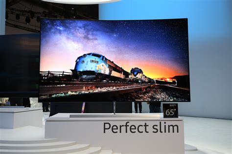 Ic Warna Tv Samsung ces 2016 65 quot suhd tv slim 2 samsung reveals